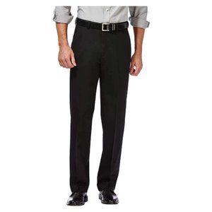 Haggar Men's Non-Iron Twill Classic Fit Pant